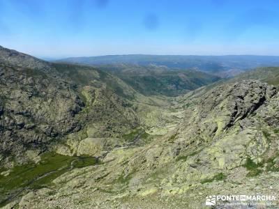 El Morezón - Sierra de Gredos; nacimiento del rio mundo; laguna negra;viaje senderismo españa